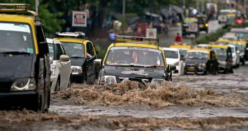Mumbai Rains c