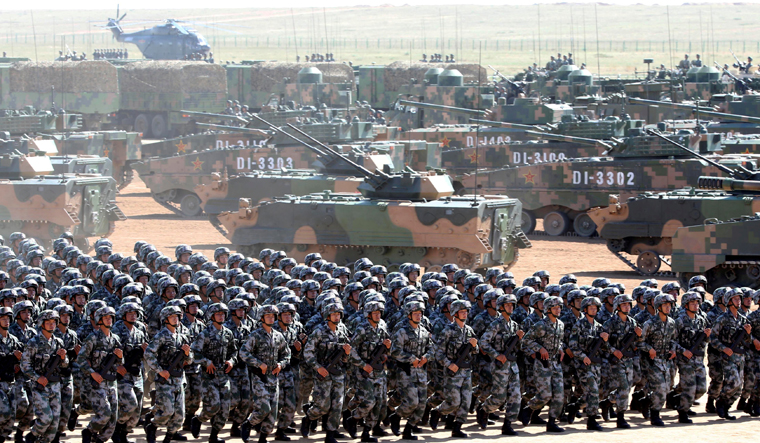 china defence reuters