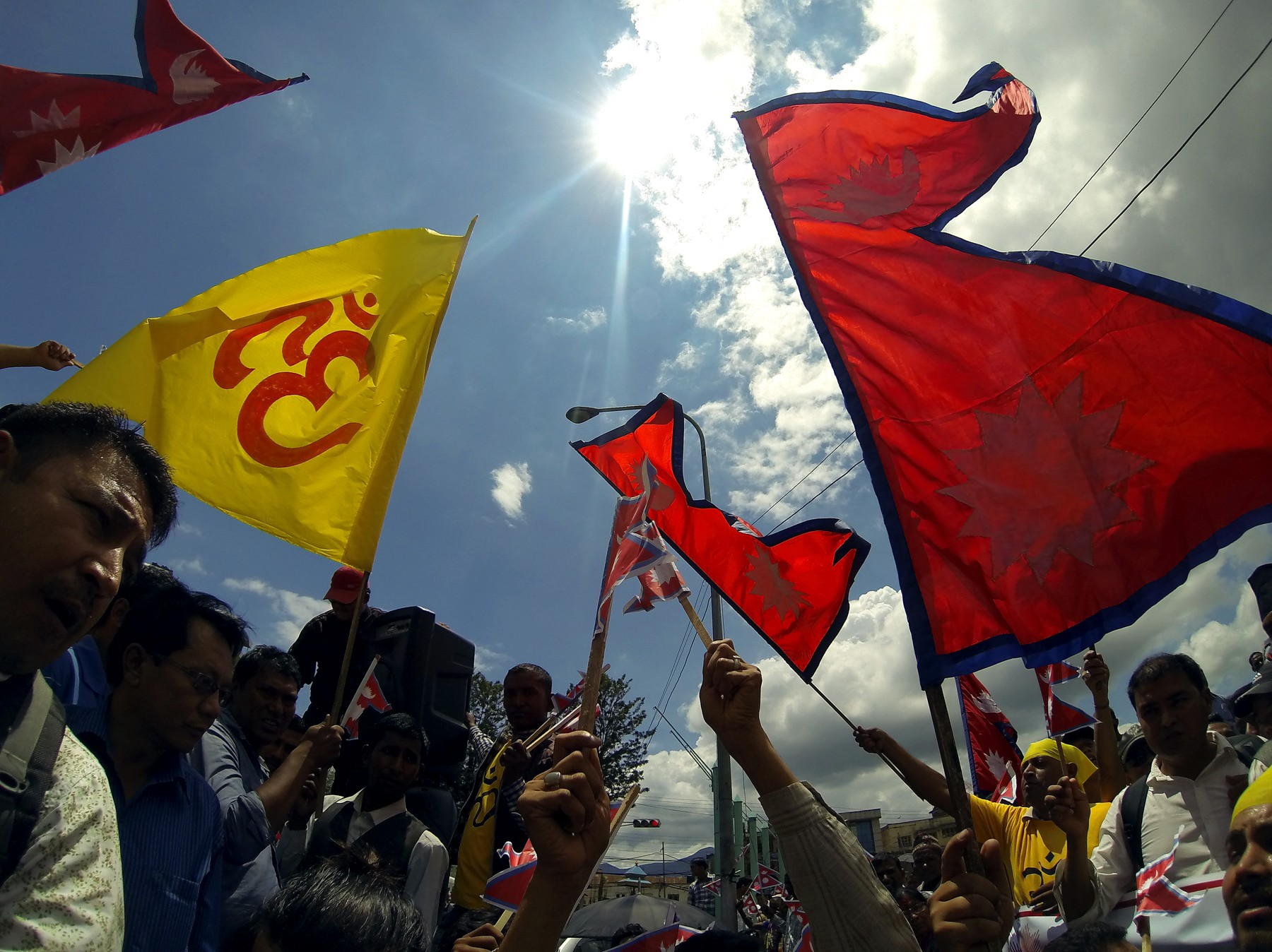orivtx14386025771438591582493ks ktm hindu supporters demands nepal as a hindu state