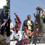'Farmers' attack vaccination drive in Haryana and chase away doctors, health workers from center