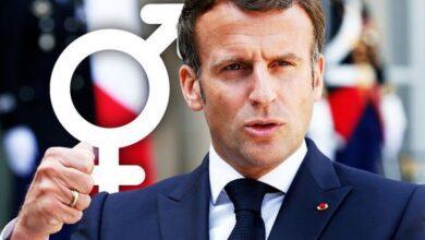 Macron 1434074