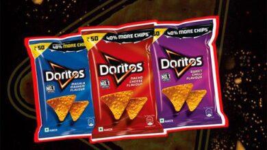 1212778 8 2 doritos nacho chips sweet chilli flavour