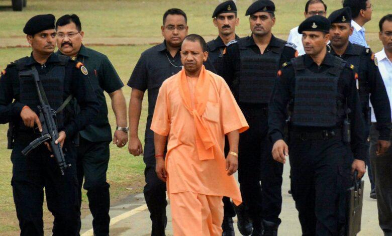 Yogi Adityanath UP 2