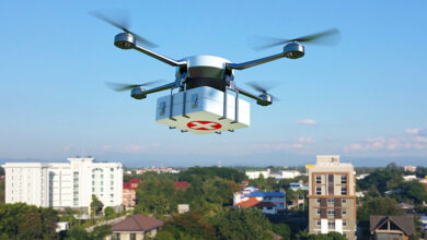 drone medical 712
