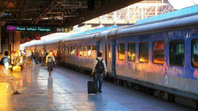 SS India train